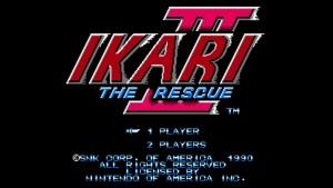 Ikari Warriors III: The Rescue (NES) Game Hub