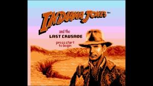 Indiana Jones And The Last Crusade (NES) Game Hub