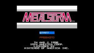 Metal Storm (NES) Game Hub