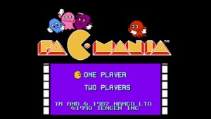 Pac-Mania (NES) Game Hub