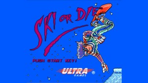 Ski Or Die (NES) Game Hub