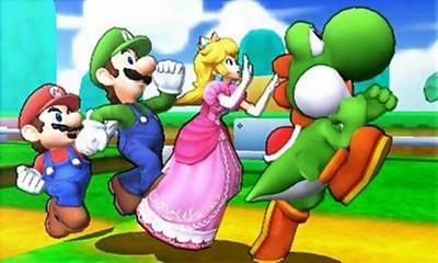 Super Smash Bros for 3DS Screenshot (Revised)