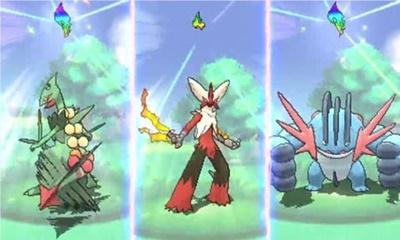 Pokemon Omega Ruby Alpha Sapphire Mega Evolve (Revised)