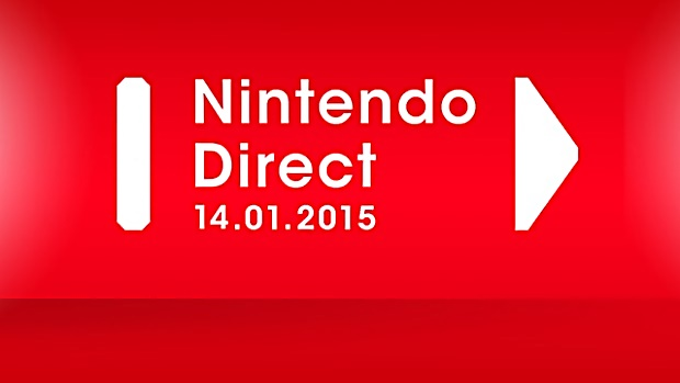 Nintendo Direct Logo 2015 (Revised)