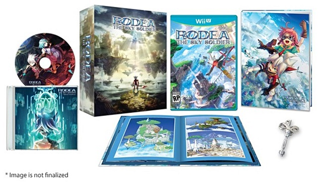 Rodea the Sky Soldier Collection (Revised)