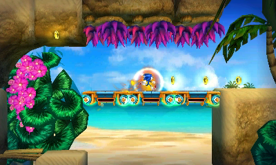 Sonic Boom Fire & Ice Beach