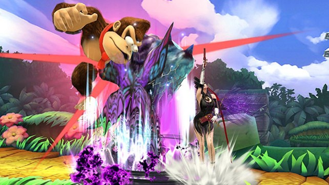 Super Smash Bros for WiiU Bayonetta (Revised)