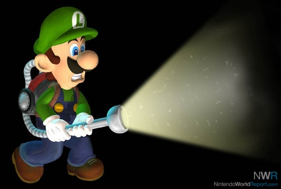 Luigis Mansion Catching Ghosts Ext
