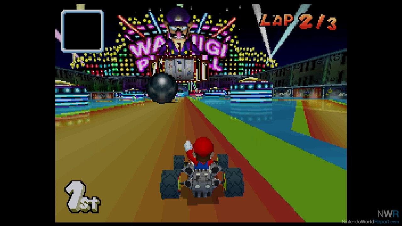 World Super Mario Nintendo Super