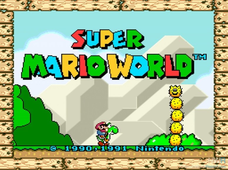 Remembering Super Mario World - Feature - Nintendo World Report