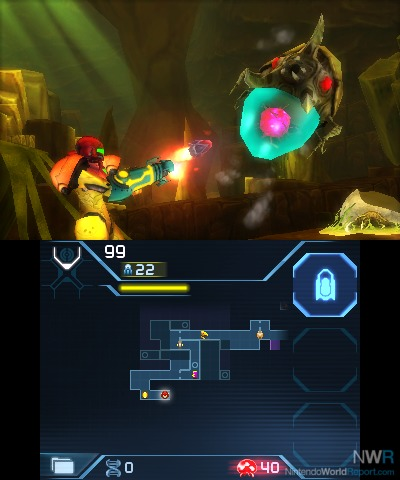 Metroid  Samus Returns Hands on Preview   Hands on Preview     Of course  you ll need to get certain items to progress  but especially as  the amount of Metroid you need to take down in an area increases