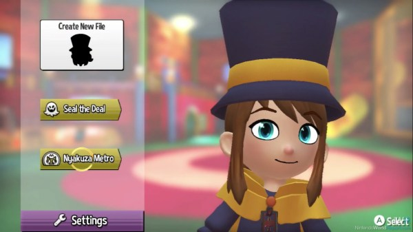 A Hat In Time is Adding Previously PC-Exclusive Content - News