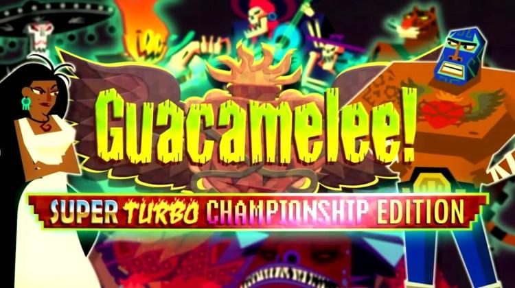 Guacamelee eShop