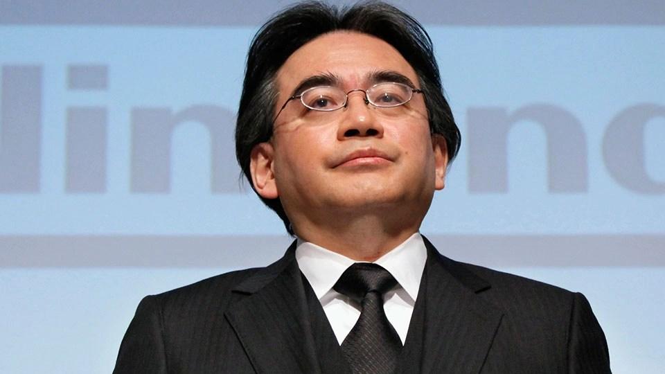 Nintendo Iwata