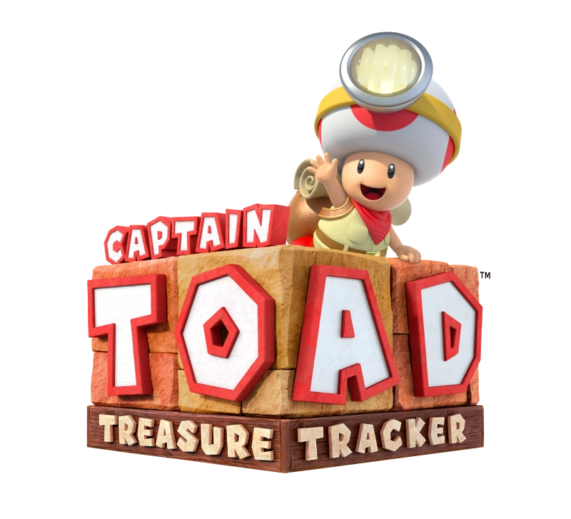 CaptainToad-Logo