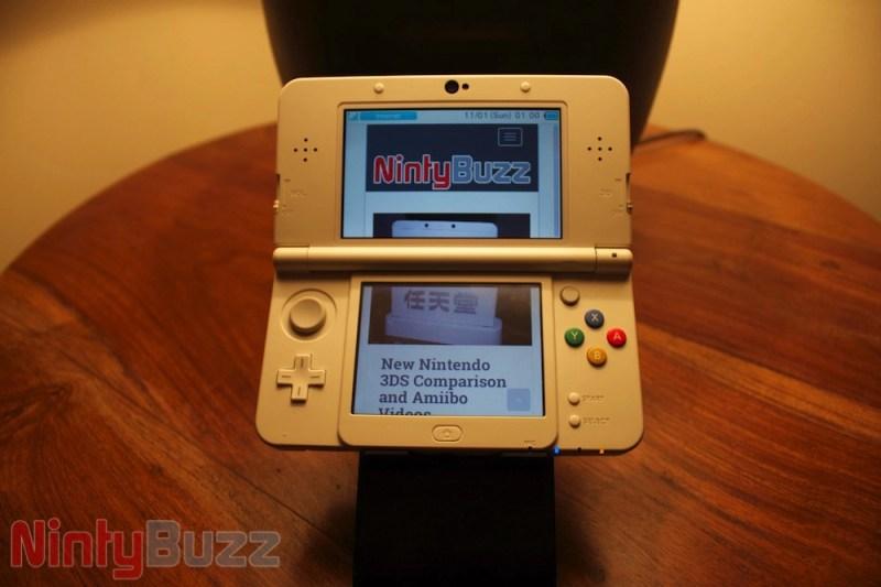 New Nintendo 3DS ReviewIMG_9978