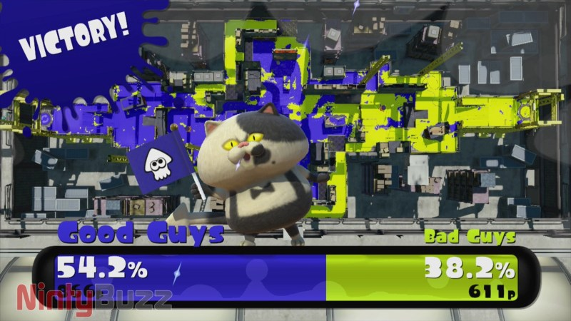 Splatoon Screen Shot 14:06:2015 18.45