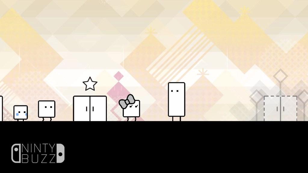 BoxBoy! + BoxGirl! Screenshot 2