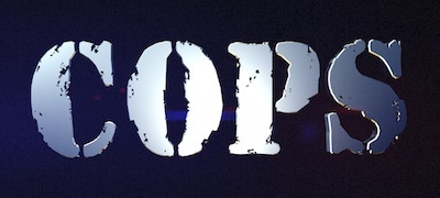 image of COPS TV logo
