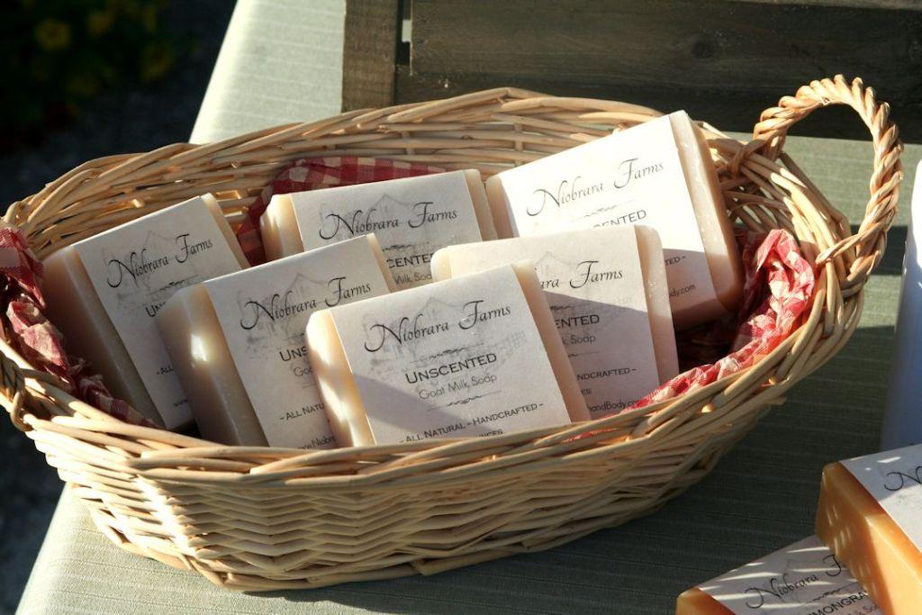 Unscented Goat Milk Soap Farmers Market