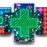 Croix LED - Halley
