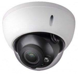 Caméra dôme réseau HD