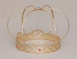 Byzantine Wedding Crown