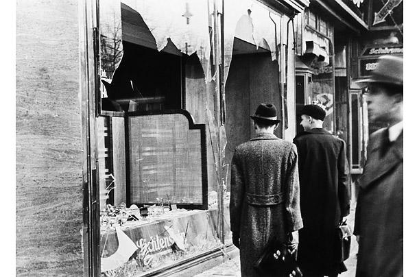 Time Magazine Kristallnacht