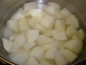 know butter boil potatoes,