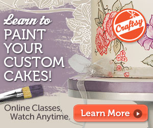 cake decorating and painting class