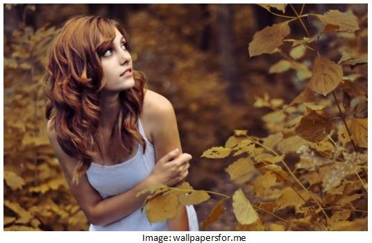 fall fashion and autumn hair color, #fall, #brown,
