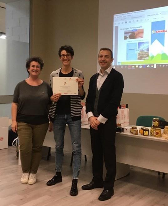 Il nostro miele vince al Concorso 2019 – Mieli di Lombardia