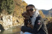 Coco & Chie at Arakawa's Iwadatami