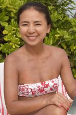 Chie in Sweet bikini
