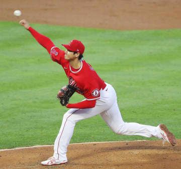 Baseball: Ohtani has uneven 2nd start as Angels beat ...