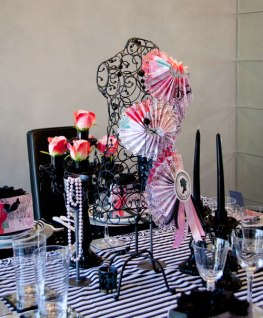 Indoor Tablescape