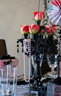 Indoor Tablescape