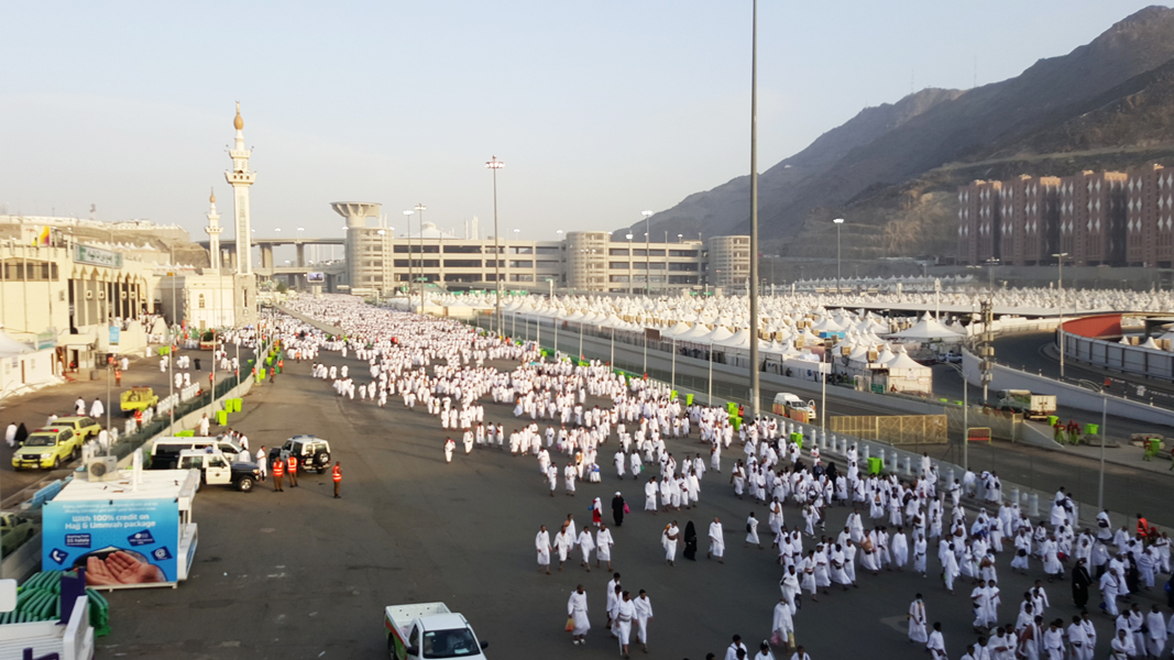 A Guide on How to pack for Hajj to return with Spiritual