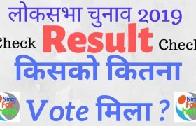 How to Check Lok Sabha Elections 2019 Results - Nirajforhelp