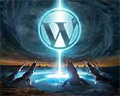 Wordpress manipulating search engines