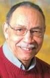 photo of Michigan City Councilman Gene Simmons