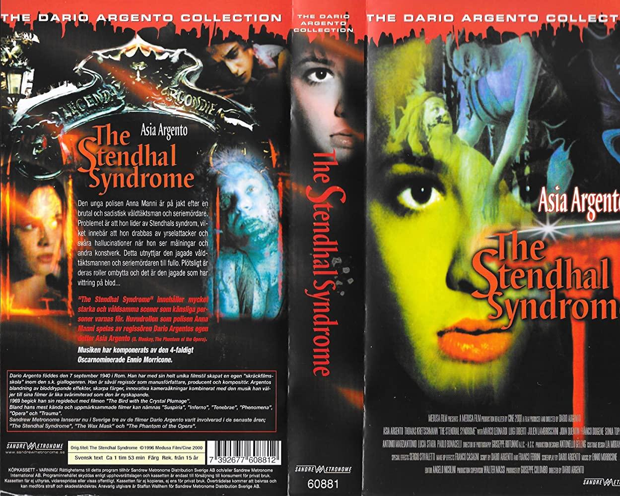 das stendhal syndrom la sindrome di