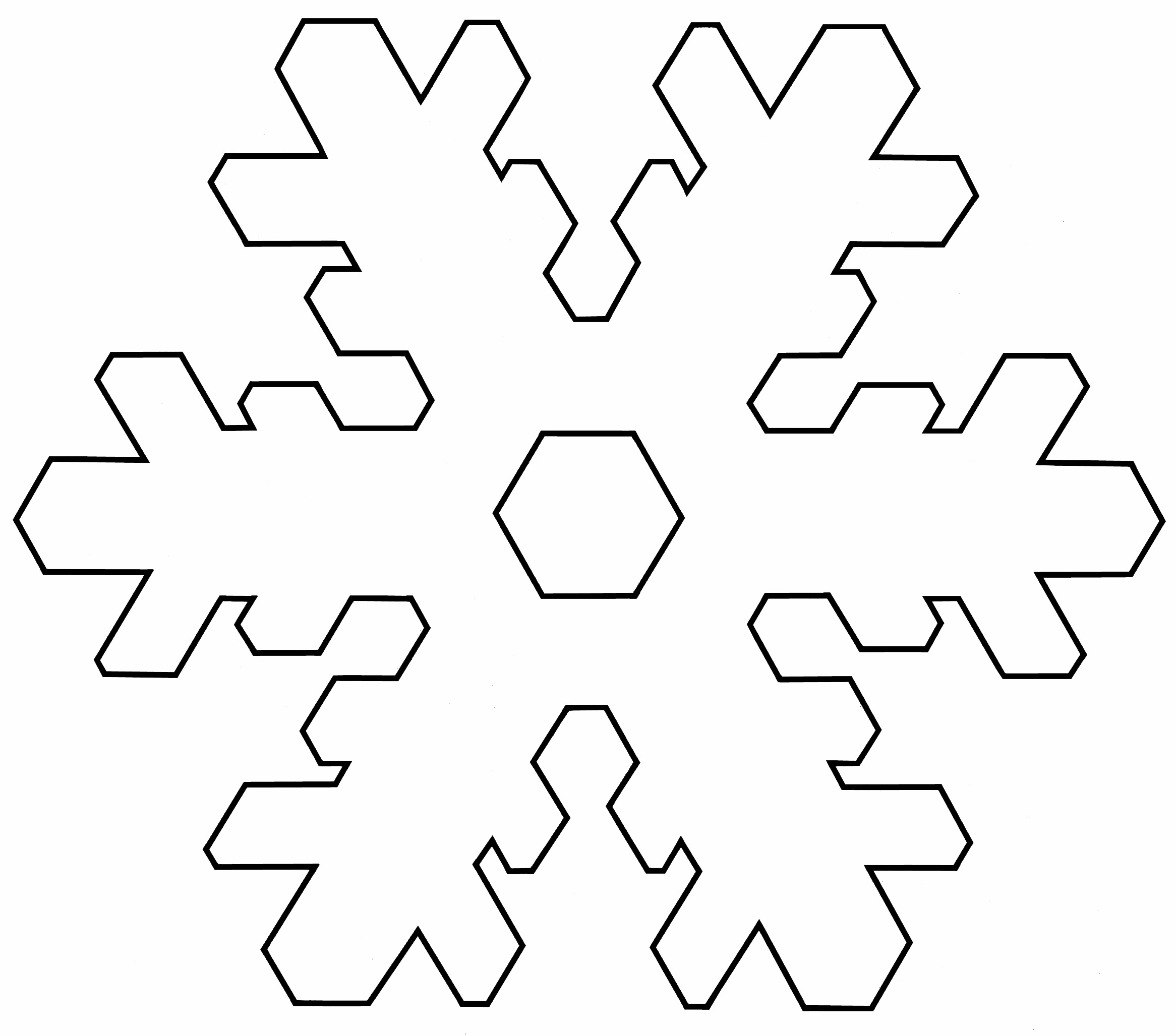 Snowflakes Nano At Its Coolest