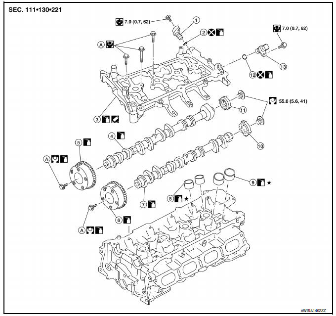 2010 Ford Fusion Parts Diagram