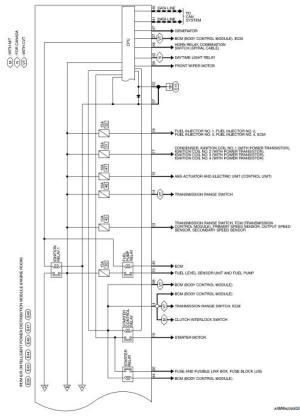 Wiring Diagram Nissan Sentra  Wiring Diagram And Schematics