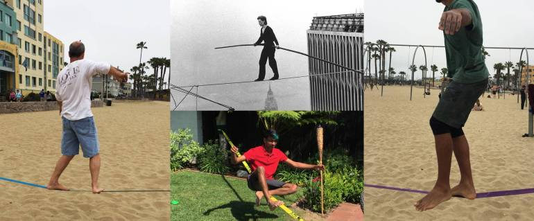 what-is-slacklining