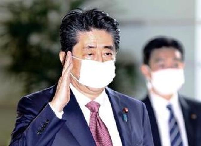 アベノマスク」、米でも失笑 【西日本新聞ニュース】