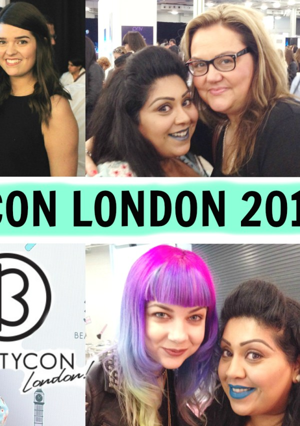 BeautyCon London 2015 | Vlog