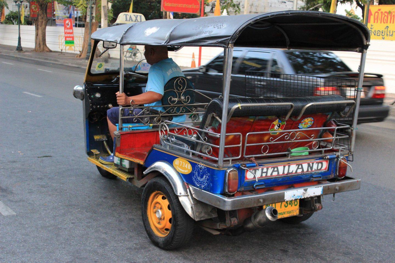 Getting Scammed By Tuk-Tuks In Bangkok