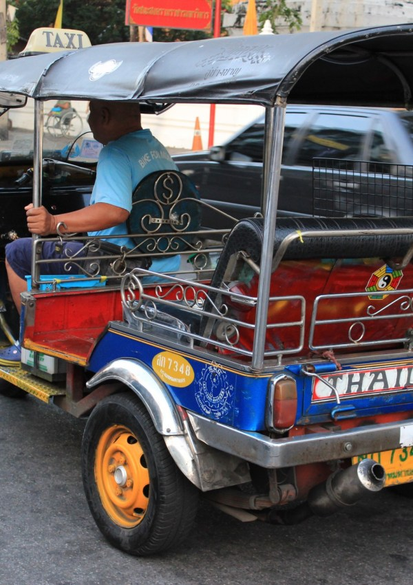 Getting Scammed By Tuk-Tuks In Bangkok
